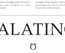 PalatinoFeatured